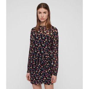 NWT AllSaints Rylie Kukio Dress